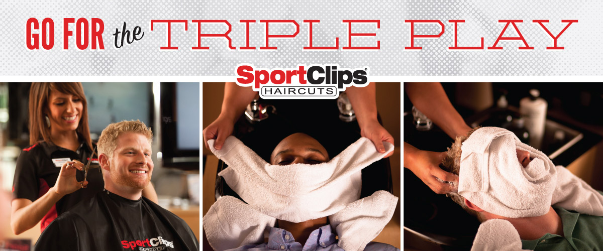 The Sport Clips Haircuts of Lawrenceville - Duluth Hwy Triple Play